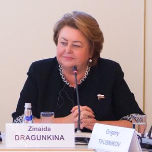 Zinaida Dragunkina