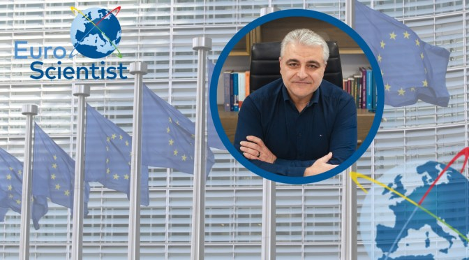 Interview with Prof. Tavernarakis, new Vice President of ERC