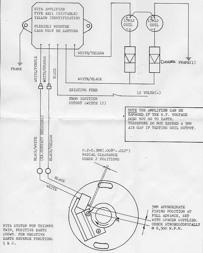 piranha electronic ignition wiring diagram   42 wiring
