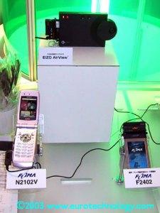 DoCoMo 3G NEC phones