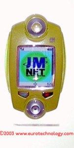 JM-NET IP cell phone concept model