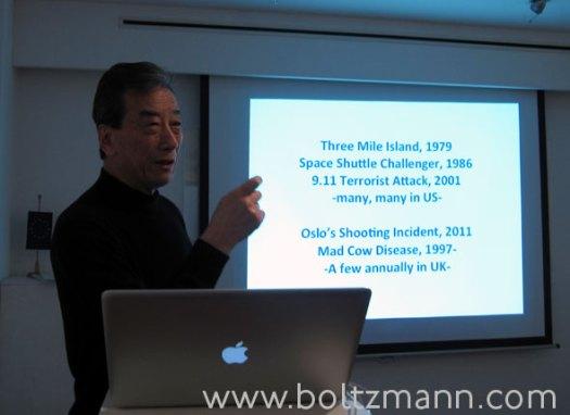 Professor Kiyoshi Kurokawa