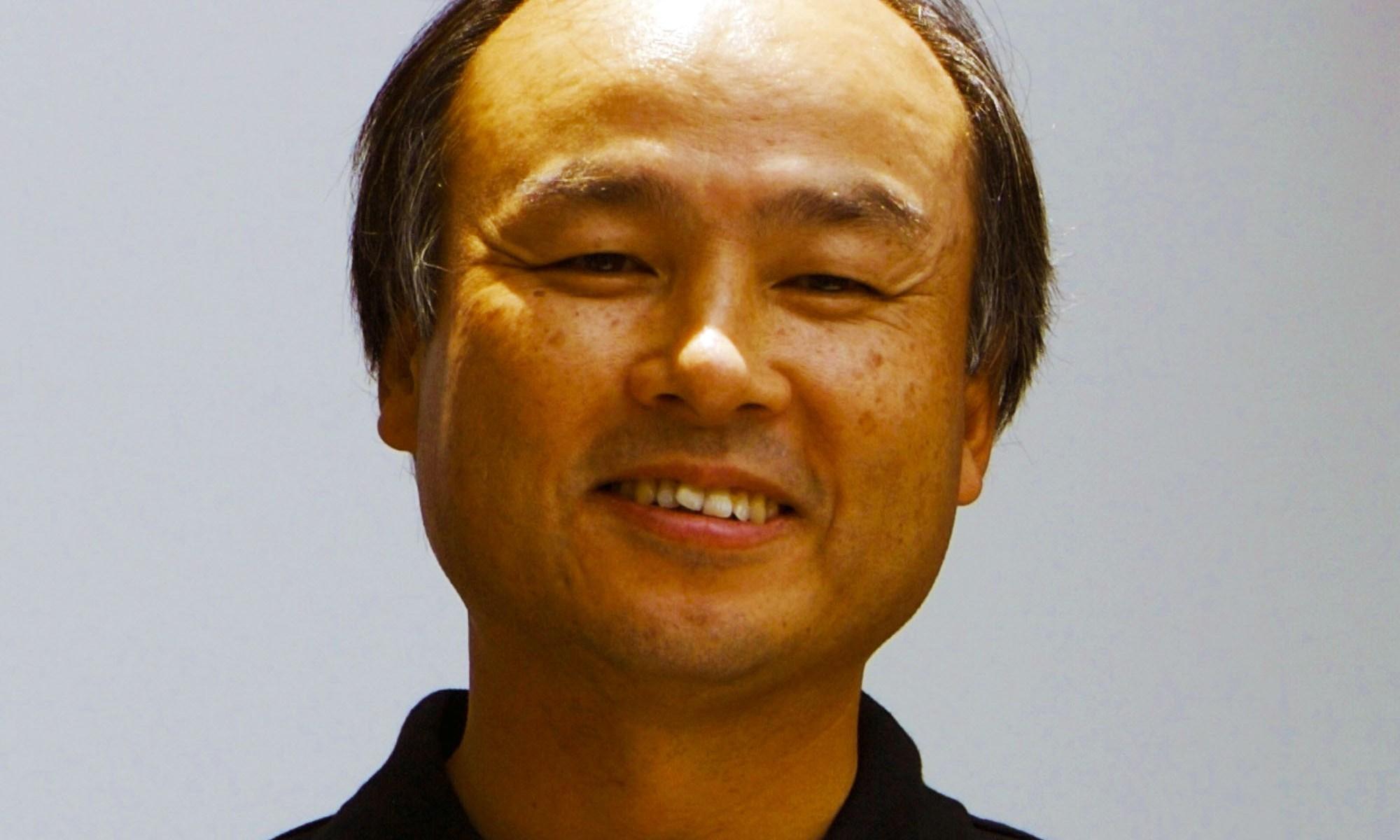 Source iPhone 3G Masayoshi Son Masaru Kamikura