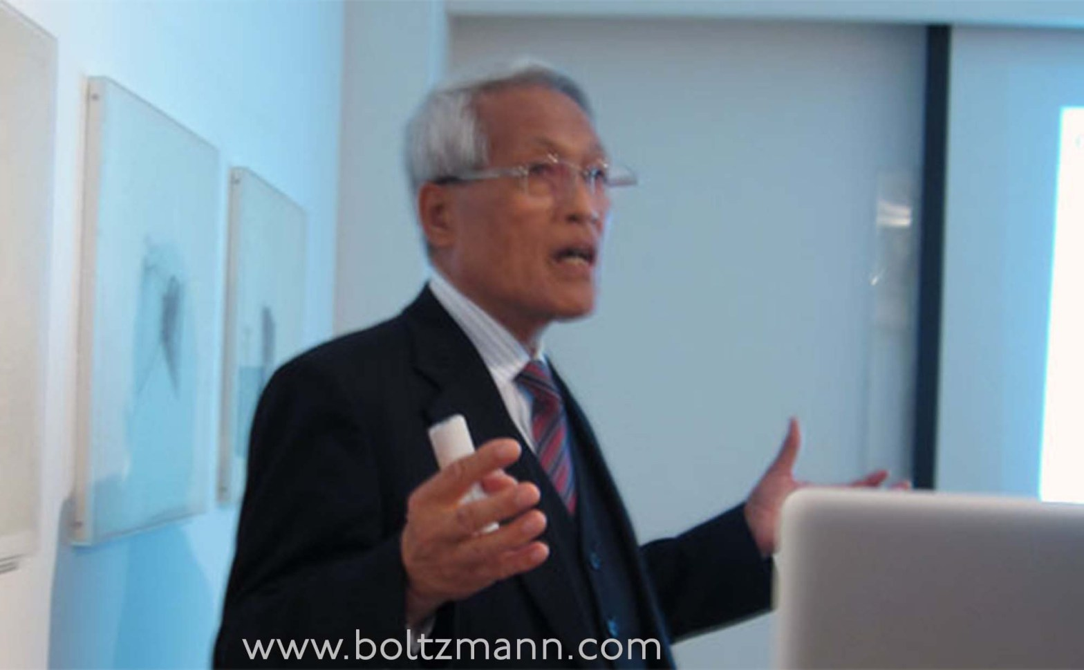 "JVC KENWOOD Chairman: ""Speed is like fresh food"" – Revitalization of Japanese industry by JVC KENWOOD Chairman Haruo Kawahara (6th Ludwig Boltzmann Symposium)"