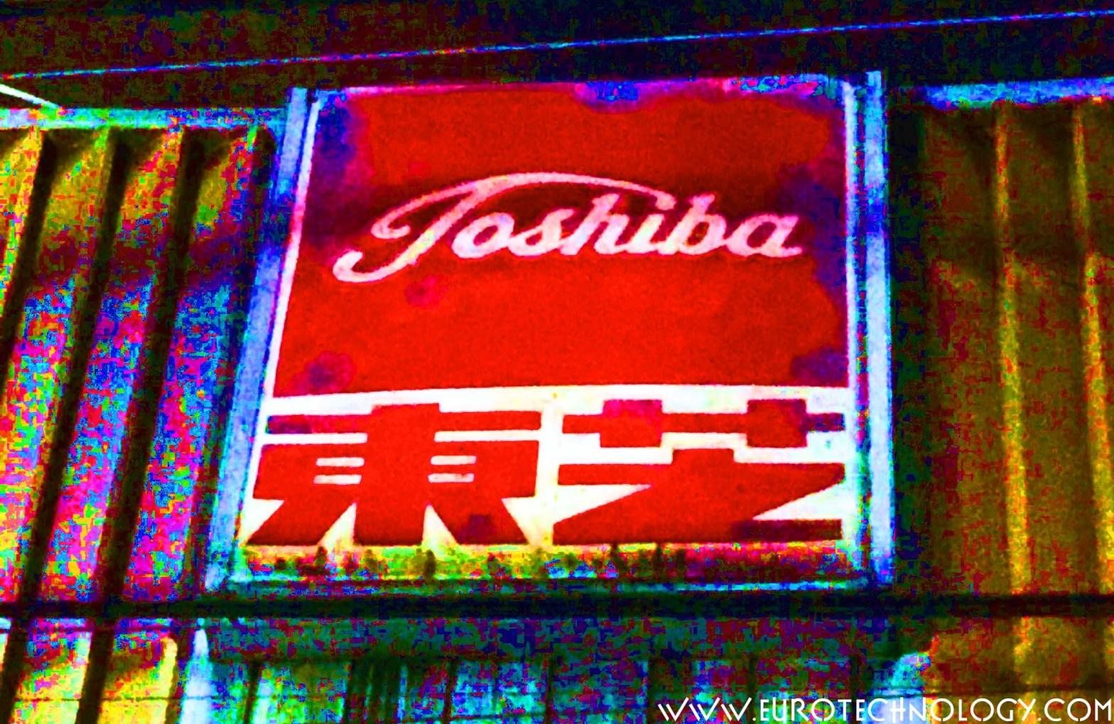 Toshiba crisis