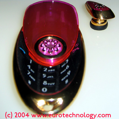 Panasonic concept phone