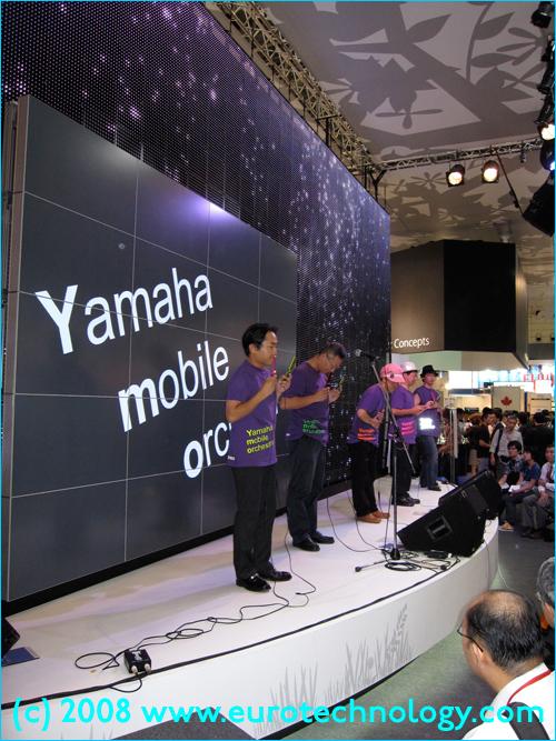 yamaha mobile orchestra