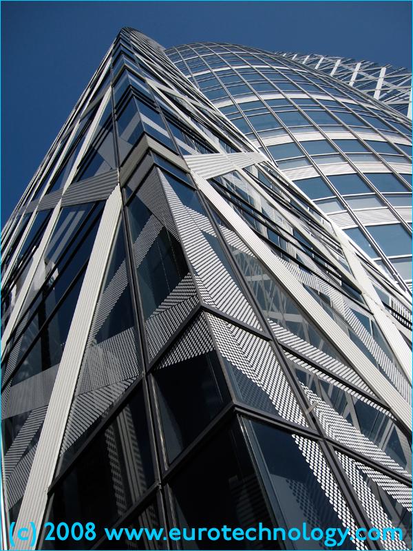 Modo Gakuen Cocoon Tower in Tokyo Shinjuku