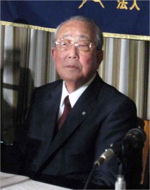 Serial entrepreneur Kazuo Inamori