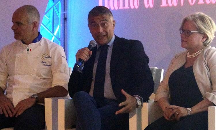 I cuochi in squadra per il Made in Italy Pecoraro Scanio sostiene Euro-Toques