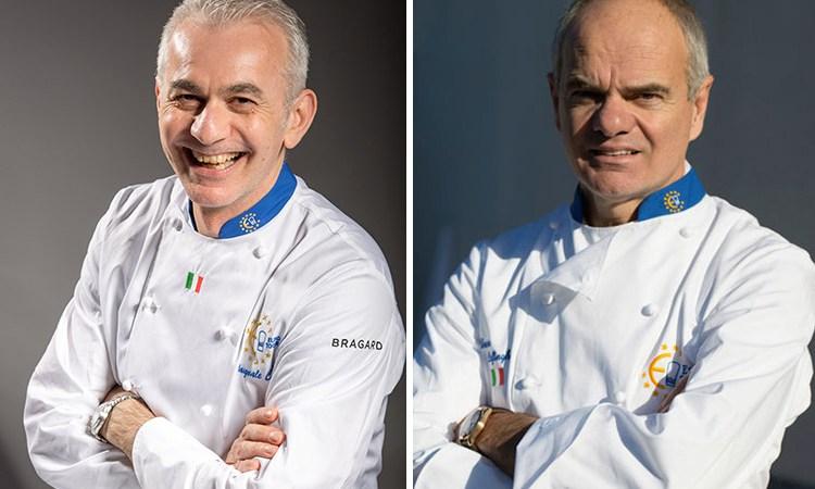Euro-Toques vola in Sicilia Derflingher ai fornelli con Pasquale Caliri