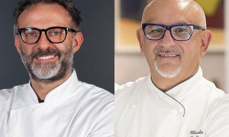 Ambrogino d'Oro ai soci Euro-Toques  Massimo Bottura e Claudio Sadler