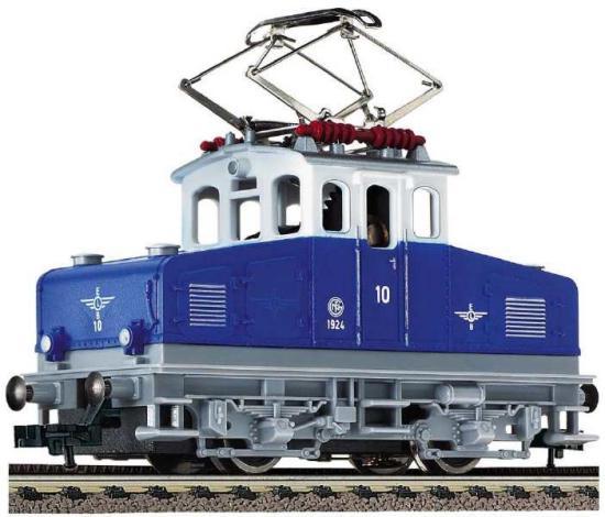 fleischmann rack pinion electric locomotive for standard tracks and rack pinion lines eurotrainhobby