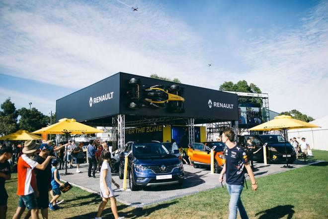 Eurotruss at Grand Prix Australia