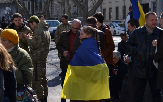 The spirit of Maidan is far from over