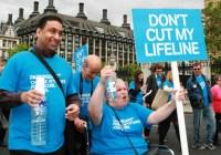 Austerity in the UK: a hit at the vulnerable and those who are trying their best to support them