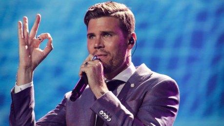 Robin Bengtsson (Bildquelle www.eurovision.de)