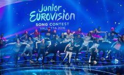 Embrace: Junior Eurovision 2016