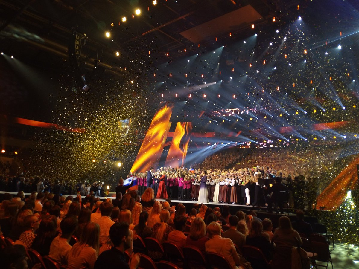 France Withdraw from Eurovision Choir 2019