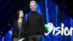 Eurovizijos 2018 Hosts