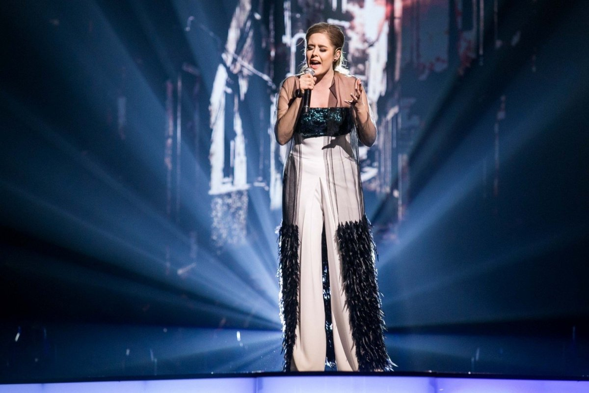 Lithuania: Monika Marija To Compete in Eurovizijos With A Second Song