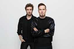 Sebastian Rejman and Darude