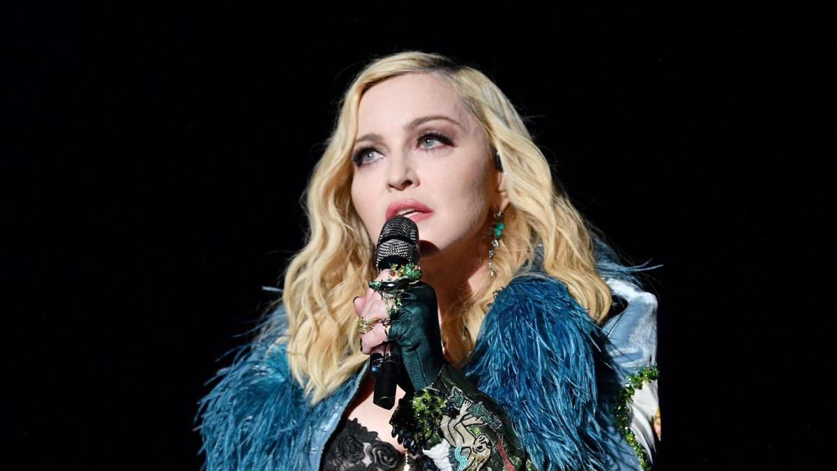 EBU Responds To Display of Israel & Palestine's Flags During Madonna's Eurovision Performance