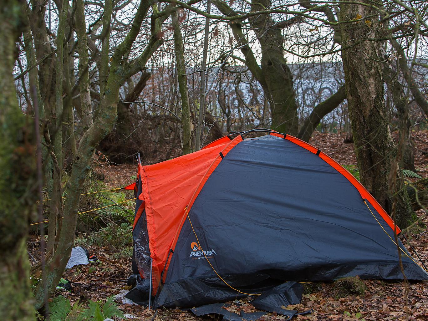 Workers said they were sleeping in woods near the warehouse to save money on transport. & Amazon workers sleeping in tents: on the logic of serfdom u2013 The ...