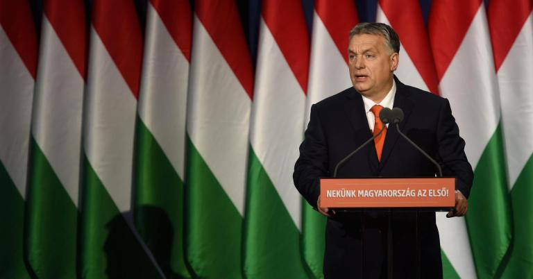 Viktor Orbán. Photo: ATTILA KISBENEDEK, AFP, Getty Images 2018