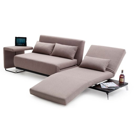 Modern Sofas   Contemporary Couches   Eurway Furniture Jorgensen Modern Sofa Sleeper