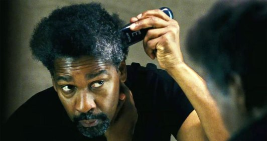Denzel Washington in a scene from 'Safe House'
