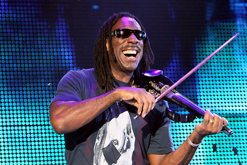 Boyd Tinsley, Violinist for Dave Matthews