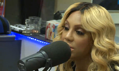 Tamar Tells Fans She And Vince Are Not Divorcing