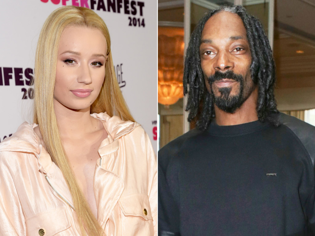 Snoop Dogg Apologizes to Iggy Azalea