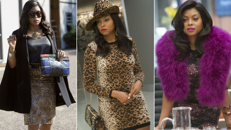 cb91f425b46 Taraji P. Henson on Cookie s Outfits   She s 17 Years Behind the ...