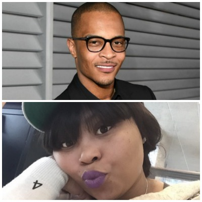 Shekinah Jo Upset At Ti Again Says He Gave Her The Boot From