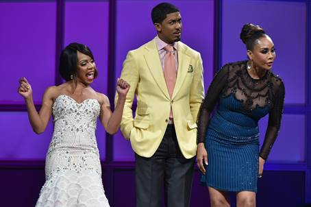 wendy raquel robinson, fonzworth bentley, vivica a. fox