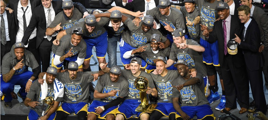 gsw - 2015 nba champs