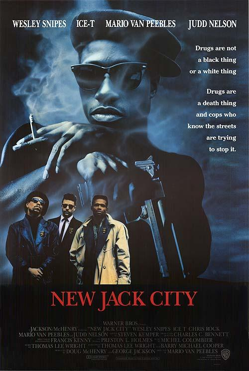 Art Sims Talks Creating Iconic 'New Jack City' Movie Poster ...