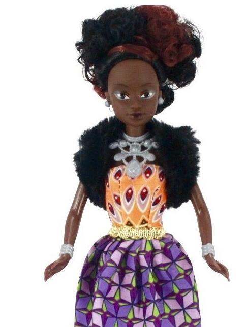 queens of africa doll