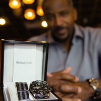 Black Owned Start-up Michoud & Irish Releases its First Timepiece
