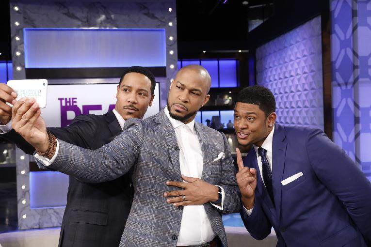 brian white finesse mitchell & pooch hall - the real