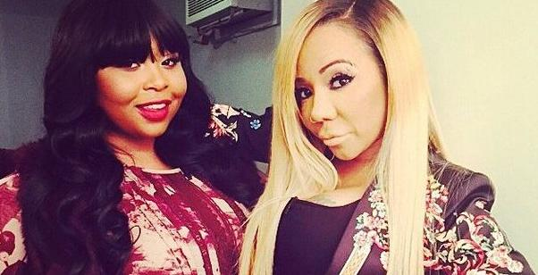 Tiny Harris And Her Bff Shekinah End Friendship Over Mutual Friend