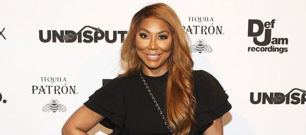 New Photos Suggest Tamar Braxton Is Switching Up Her Hairstyle
