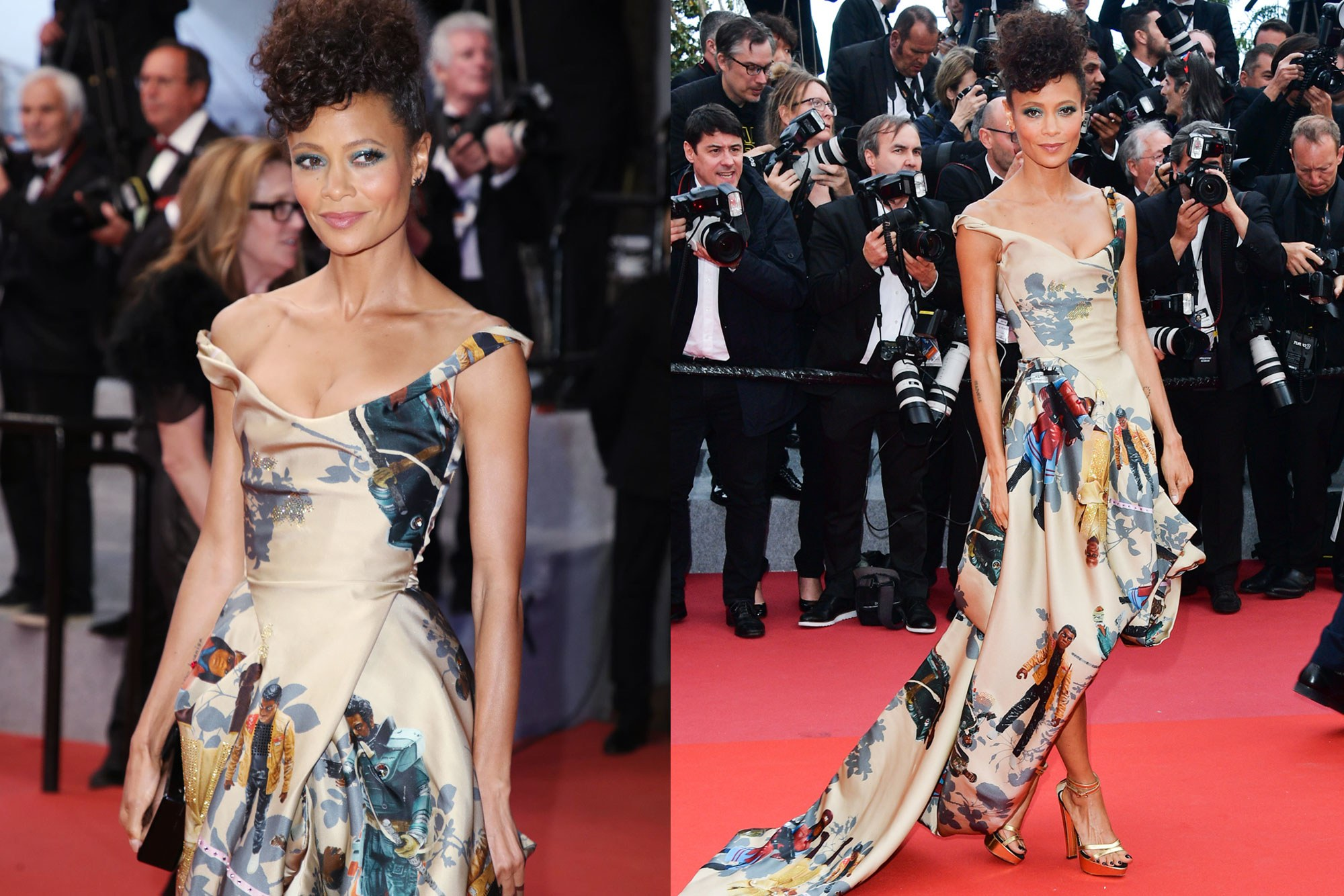 Hacked Thandie Newton naked (33 foto and video), Topless, Fappening, Instagram, cameltoe 2015