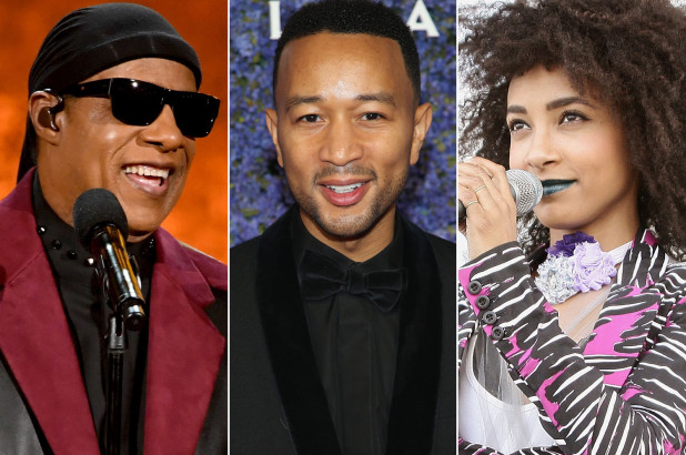 John Legend Enlists Stevie Wonder and Esperanza Spalding for