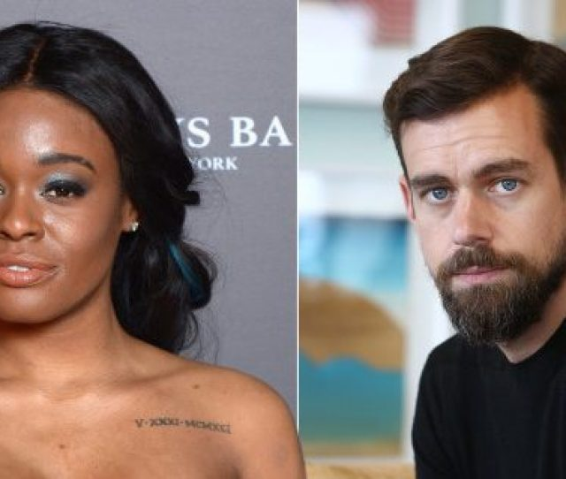 Twitter Ceo Jack Dorsey Gave Azealia Banks His Beard Shavings To Create Protection Spell Against Isis