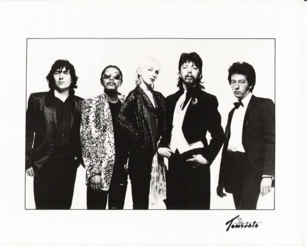 The Tourists - Promo Photograph - Normas Gallery - 1