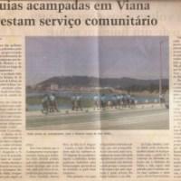 VI Acampamento Nacional em Viana do Castelo