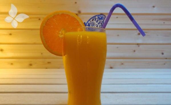 Euthalia Verzorging en Wellness Verse Mango Smoothie
